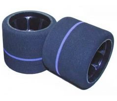 Foam GT 1/10-055 Trued 55mm diameter