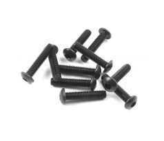 HEX SCREW SH M3x14  (10)