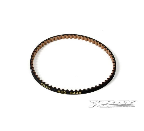 HIGH-PERFORMANCE KEVLAR DRIVE BELT REAR 3 x 189 MM