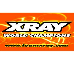 XRAY OUTDOOR/INDOOR FABRIC BANNER 2000x1000 - ORANGE