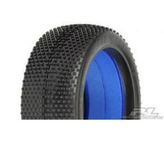 proline holeshot 1 8th buggy tyres with inserts - M2