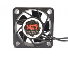 WTF 30mm Blow Harder 9 Fims Motor cooling fan